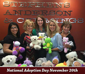 Tarrant County National Adoption Day