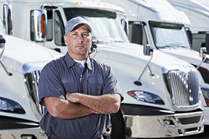 truck driver hours-of-service