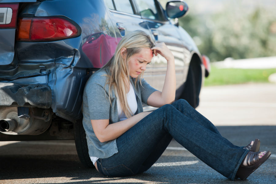 Recovering from A Car Accident: Unexpected Complications