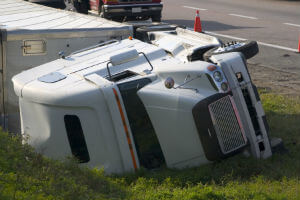 value of truck accident claim